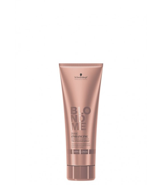 BLONDME Keratin Šampon- Caramel Blondes 250 ml