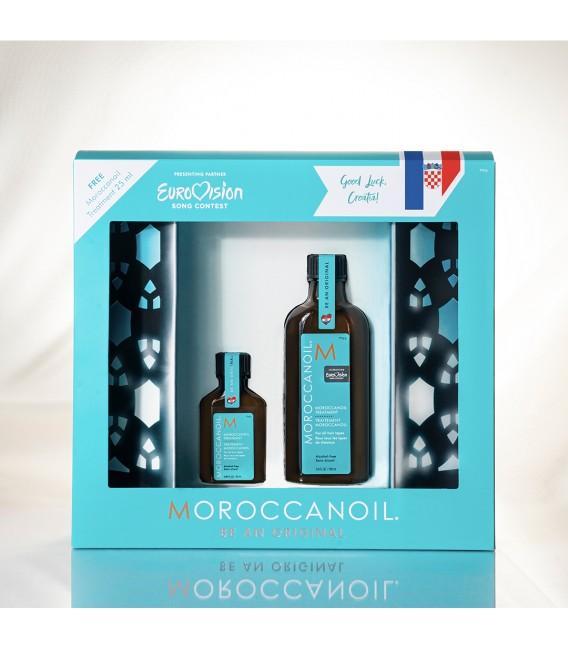 Moroccanoil Eurovision : Treatment 100 ml + 25 ml gratis