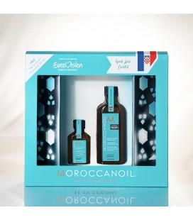 Moroccanoil Eurovision : Treatment Light 100 ml + 25 ml gratis